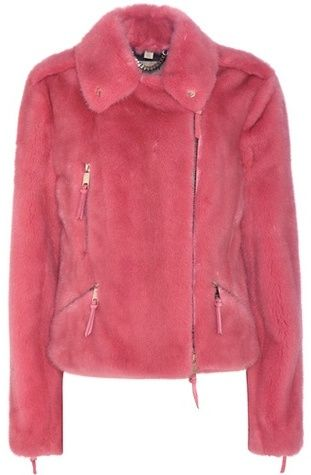 Burberry Alderbury Fur Jacket- 7112stylewebsite -