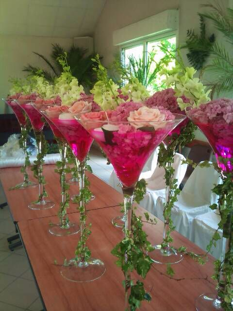 Dely Fleurs vous propose ses services pour vous aider a organiser vos anniversaires, votre mariage ou réception! #delyfleurs #mariage #anniversaire