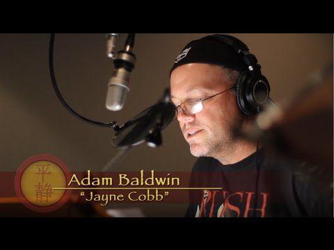 Firefly Online: The Cast Returns - Adam Baldwin as Jayne Cobb