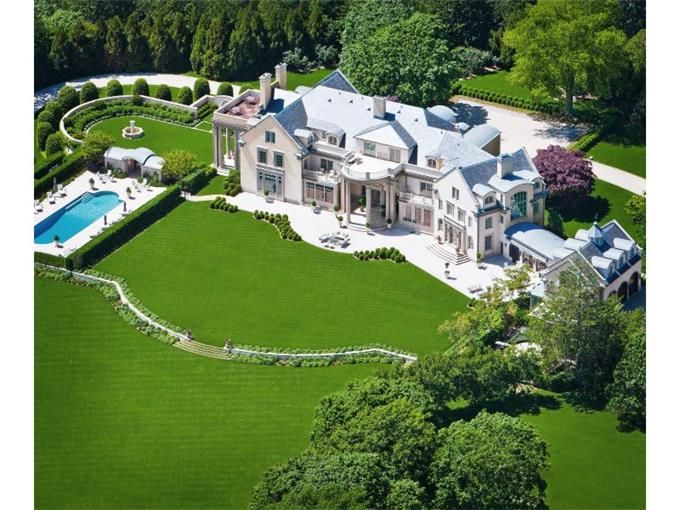 Fifteen Million Dollar House On Long Island