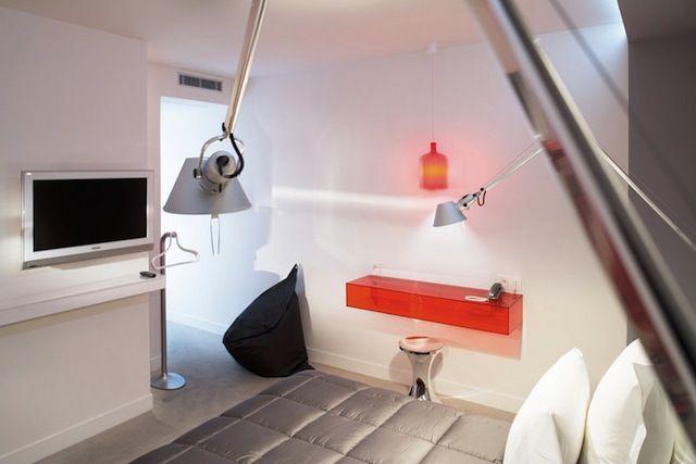 Color Design Hotel - Cool hotels in Paris on GlobalGrasshopper.com
