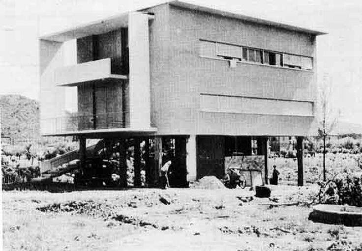 Giuseppe Terragni - Villa del Floricultore Wolfgang Timmer