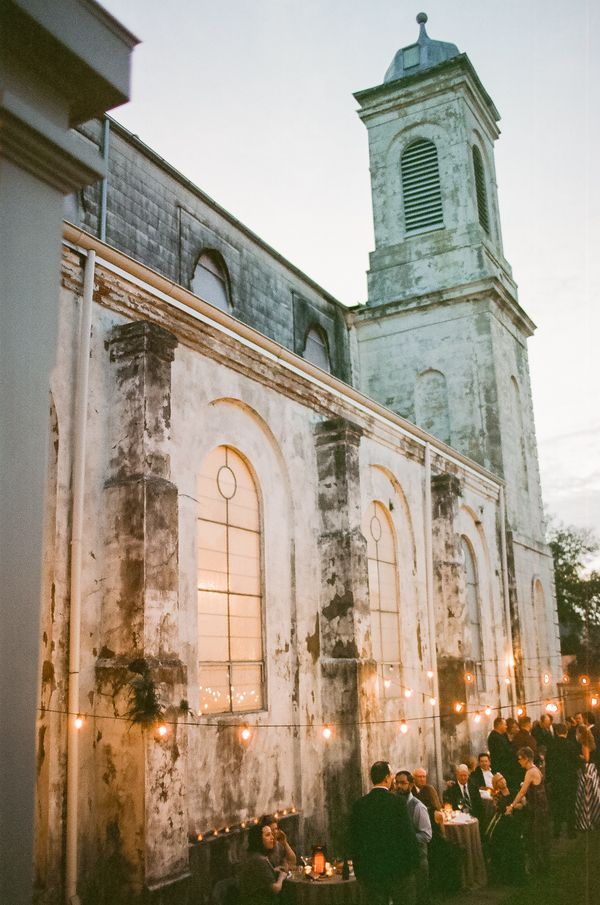 Enchanting Wedding in New Orleans
