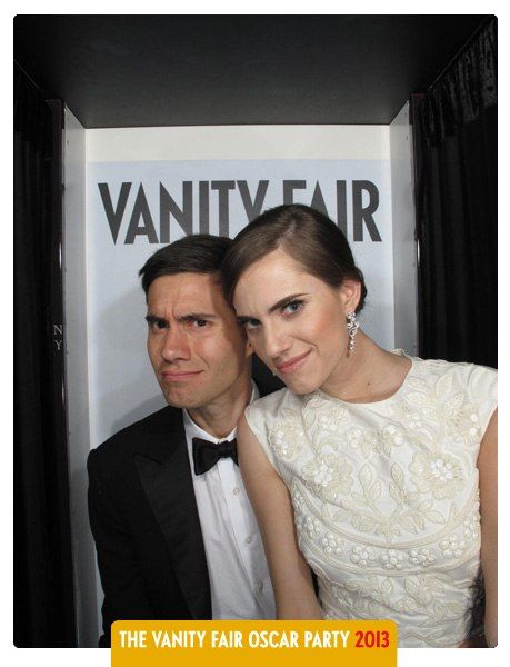 Photos: Photo Booth: Strips from the 2013 Vanity Fair Oscar Party! | Vanity Fair