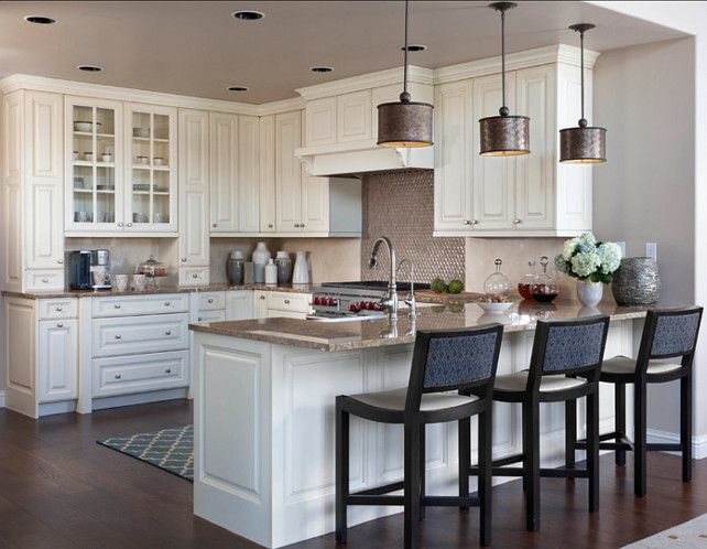 20 best images about kitchens on pinterest gray cabinets for Benjamin moore paint for kitchen cabinets