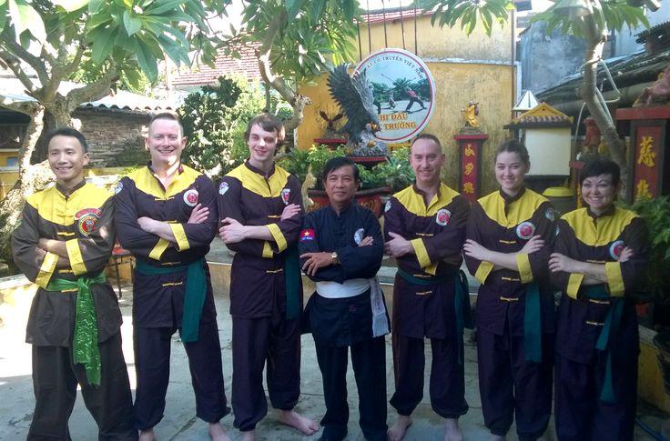 Ky Son #MartialArts school in #HoiAn. #VietnamSchoolTours