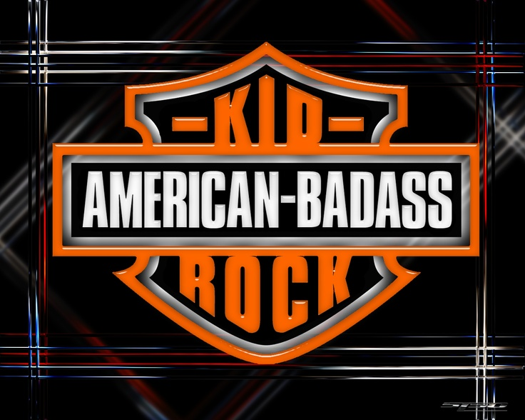 Kid Rock Bad Boys Music Cowboy Baby Ticket Stubs Stock Roll Harley Davidson Stars