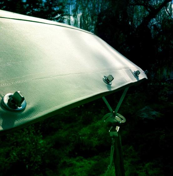 Canopy of the Hertfordshire Hammocks