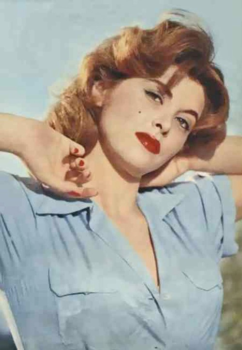 "Tina Louise; O.K. What bou wasn't ""IN LOVE"" with Ginger"
