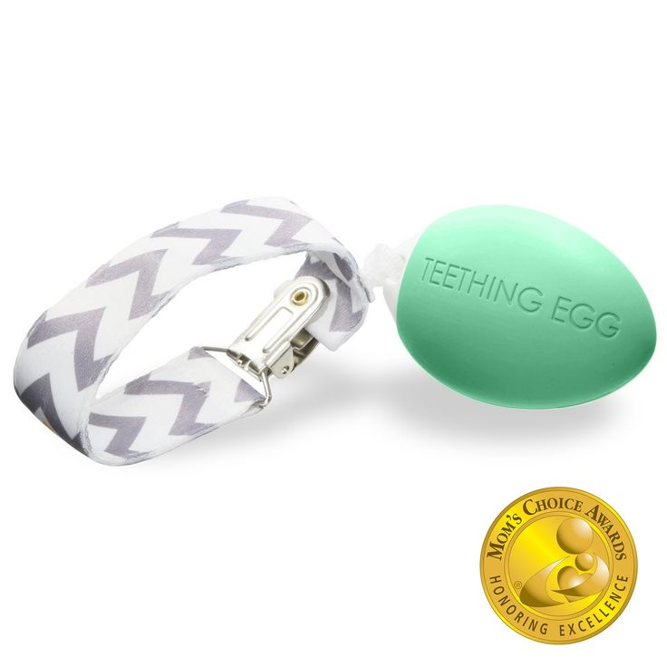 The Teething Egg® - Mint Green