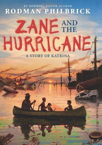 Best Hurricane Katrina Novels Kids