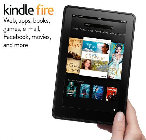Kindle Fire: this looks awesome
