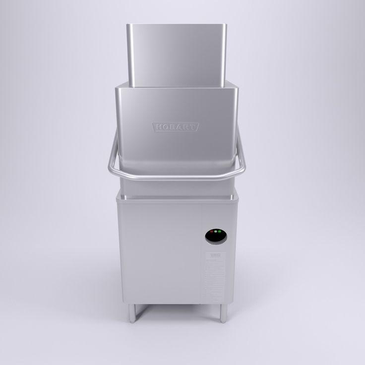 3D Hobart Dishwasher - 3D Model