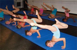how to do acro dance moves