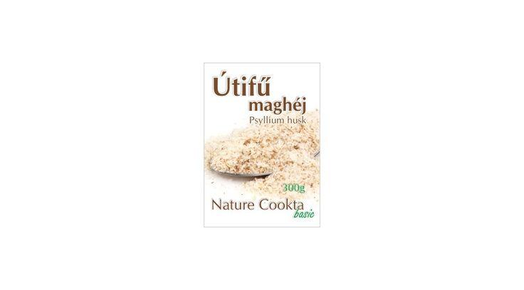 Nature Cookta útifűmaghéj (útifű maghéj) 150 g - Kezdő csomag fogyókúrázóknak, cukorbetegeknek - Paleo termékek, Dia wellness termékek és szénhidrát csökkentett termékek webshop!