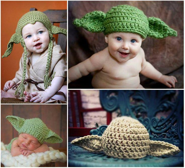 Crochet Yoda Dog Hat Pattern Free