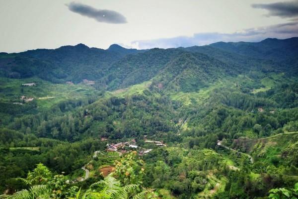 6 Tempat Wisata Di Garut Garut Trip Agent Perjalanan Darat Pemandangan Tempat