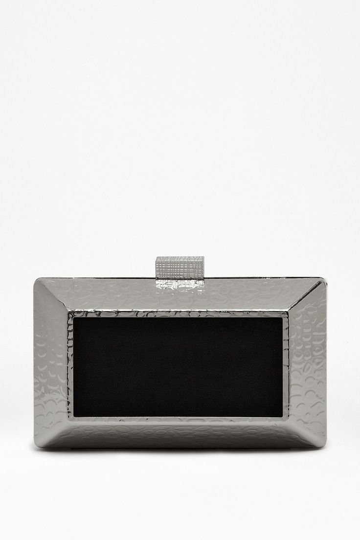 Tamzin Box Clutch - Bags - French Connection