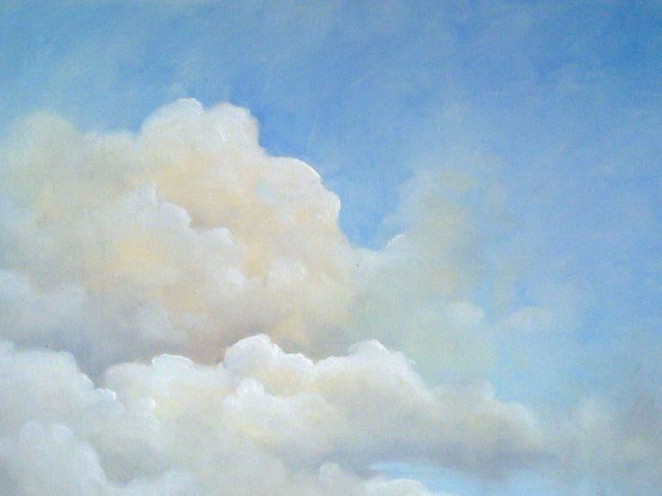 Les règles d'or pour peindre un ciel  PAINTING ...