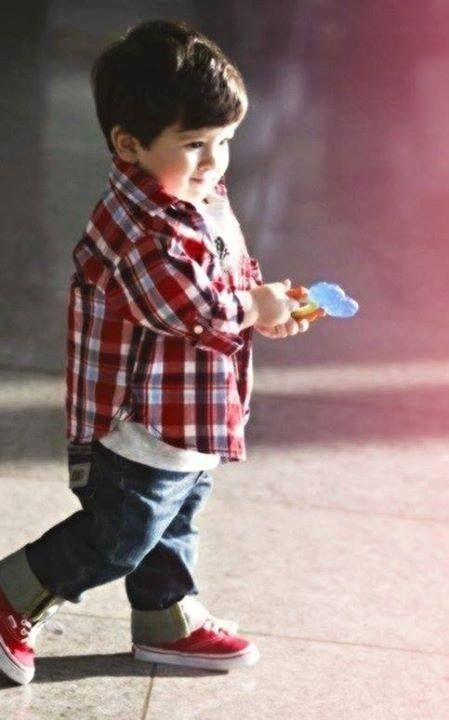 Thiago Messi❤️ ... he is just so adorable!!