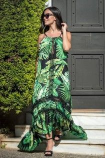 Our amazing silk maxi dress find it on line #maxi #dresses #onlinesotre #fashionbloggers #fashion