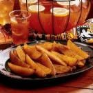 Spicy Potato Wedges @Kathy Goodwin.com - tried this pm, roasted on the grill - my husband loved it, just the right seasoning combo