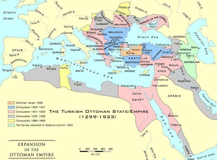 Северной Африки История