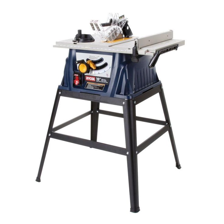 Ryobi 15-Amp 10 in. Table Saw-RTS10 at The Home Depot