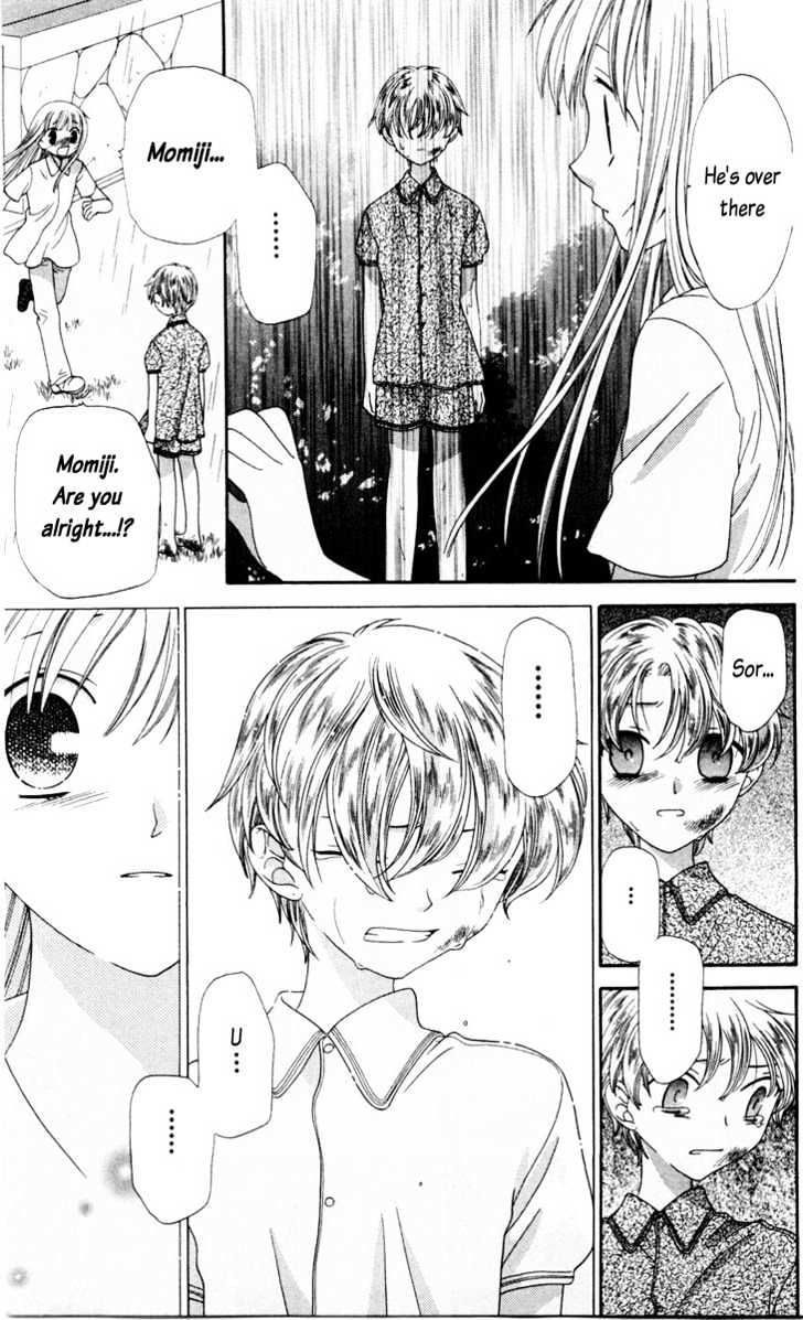 page 14 Fruits Basket Manga, Mangas, Anime