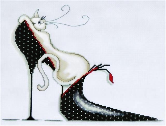 Gallery.ru / Фото #4 - DW - Leopard Shoe - natalytretyak