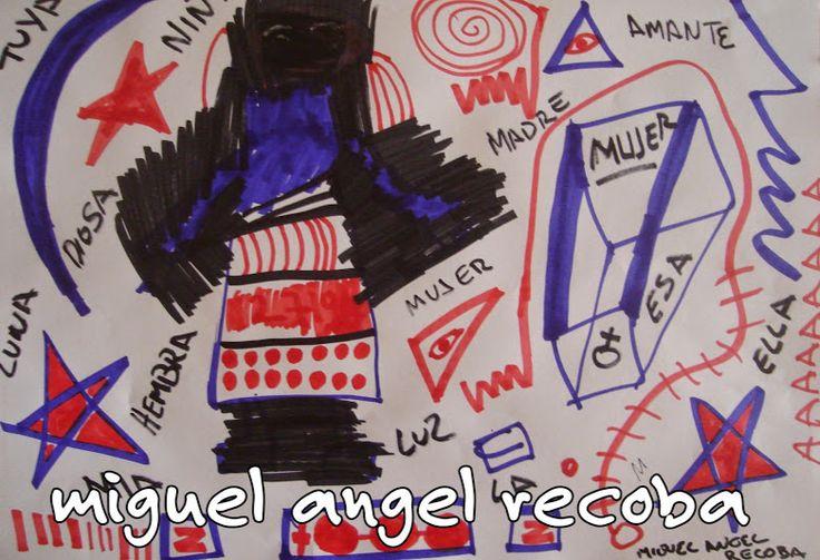 Pintura: Miguel Angel Recoba