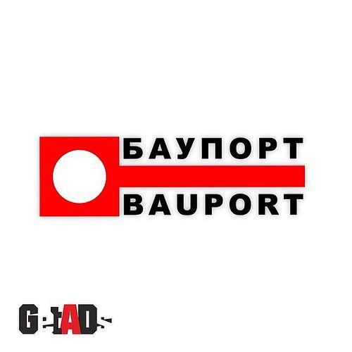 #bauport #баупорт #design #artdesign #artlogo #logo #getads  #designlogo #designgetads