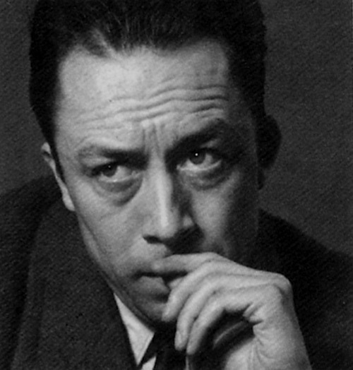 """""""For there is merely bad luck in not being loved; there is misfortune in not loving.""""    —Albert Camus"""