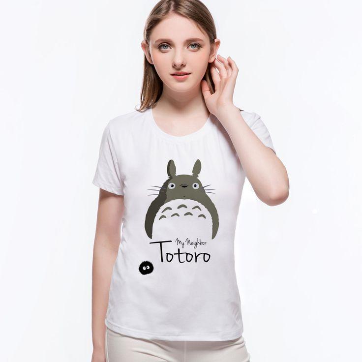 My Neighbor Totoro – Female T Shirt – 6 Styles Available ...