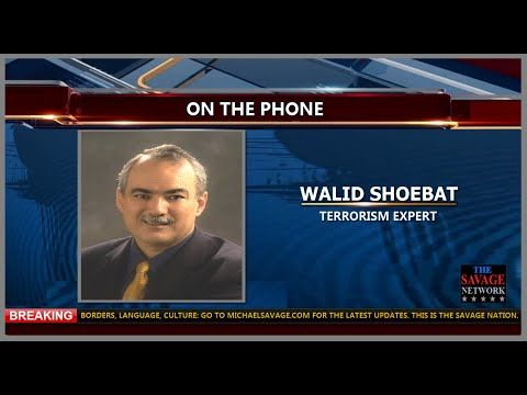 """Published on Aug 8, 2014  From the August 8, 2014 edition of """"The Savage Nation"""":  Michael Savage interviews terrorism expert Walid Shoe..."""