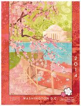 The 2014 Cherry Blossom Festival.  http://www.nationalcherryblossomfestival.org
