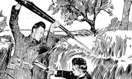 article sur les couteaux de tranchée