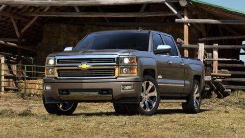 Chevrolet 2015 Silverado 1500 $62,982