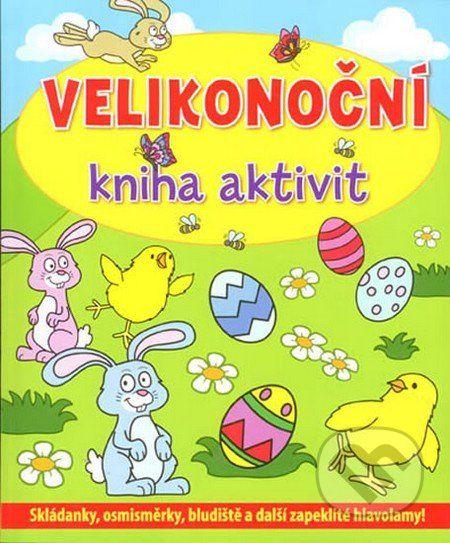 Martinus.cz > Knihy: Velikonoční kniha aktivit Knížky/audio/DVD/CD o Velikonocích #kniha #děti #mládež #nejmenší #Velikonoce #jaro #DVD #CD #audio #tip3dmamablog