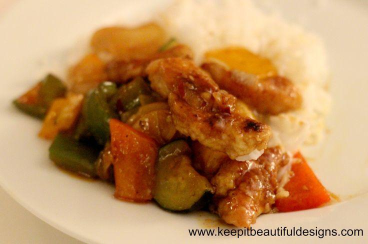 Delicious General Tao Chicken