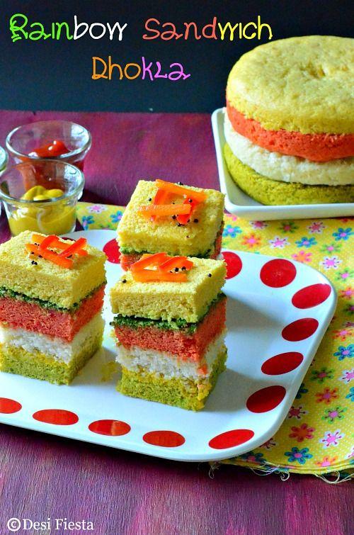 191 best dhokla thepla khandvi images on pinterest dhokla rainbow dhokla recipe forumfinder Image collections
