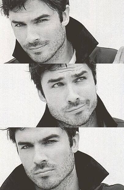 Ian Somerhalder... seriously I would anything  for this man, ANYTHING! sooooooo sexy and beautiful.