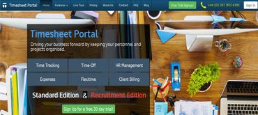 #Timesheet #Portal is offered through our channel partner and owned by Anfold Software Ltd, a UK Company. It features a very friendly user interface and has a lot of features which help you optimise your payroll and project management processes by centralising your data, providing automation of manual processes, integration with payroll software and a large variety of reports..  http://niryuha.com/products/online-timesheet-expenses-management-application/