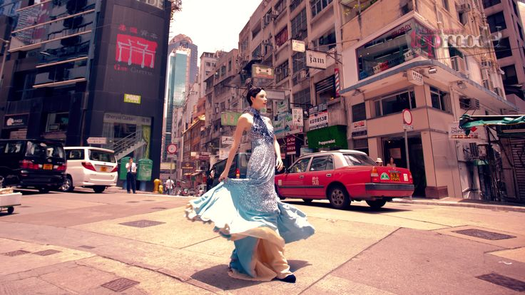 Jessica in Hong Kong! #AsiasNTM