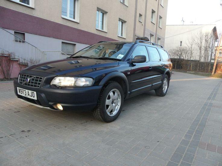 VOLVO XC V70 2,4 T 2000r ANGLIK
