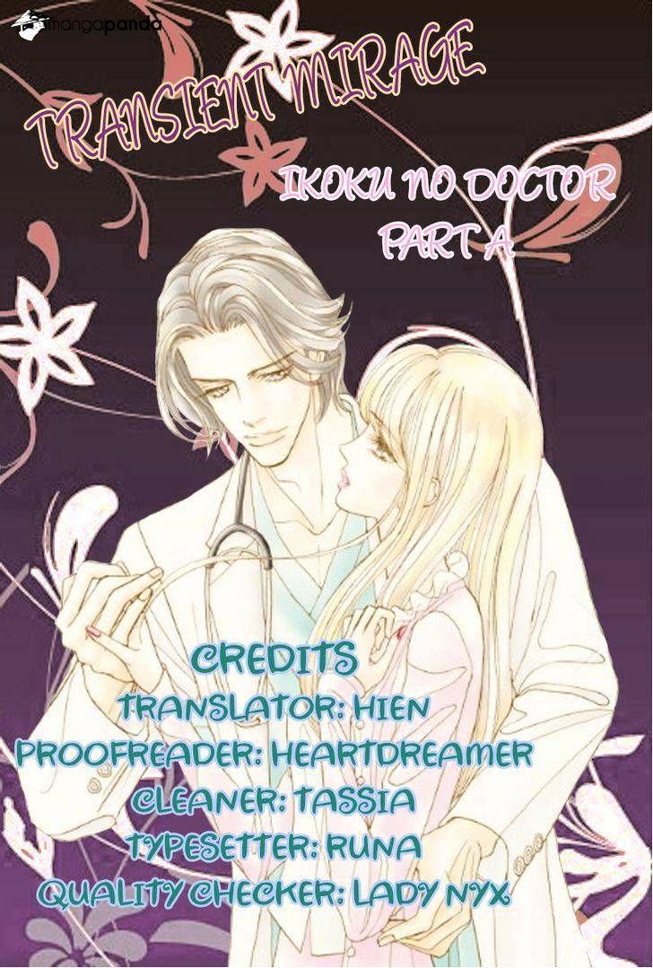 Ikoku No Doctor Chapter 1 Page 1 Mangakakalot Com Manga List Manga Manga To Read