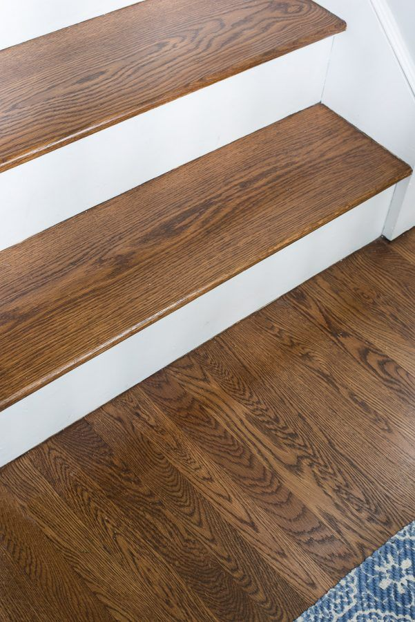 Provincial Stain By Bona Why It S A Better Choice Than Jocobean Or Dark Walnut Red Oak Hardwood Floors Wood Floor Stain Colors Wood Floor Colors