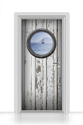 Türtapete selbstklebend einteilig (Bullauge alte Tür weiß... https://www.amazon.de/dp/B0146MEUI0/ref=cm_sw_r_pi_dp_x_I5tCyb1C68VXQ