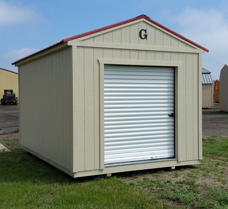 Portable Metal Roofs : Best images about portable sheds on pinterest gardens