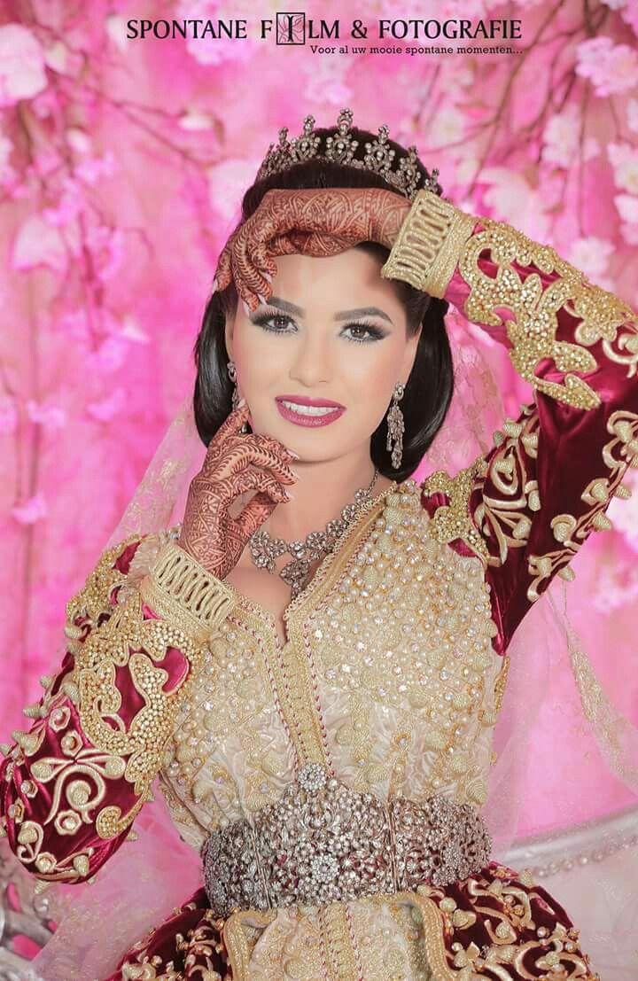 Moroccan Caftan  Moroccan Bride